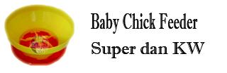 Jual Baby Chick Feeder berkualitas