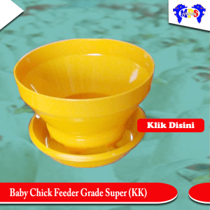 Baby chick feeder Grade Super KK