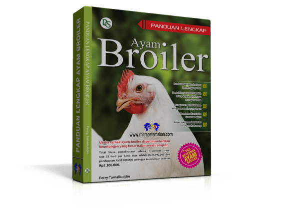 Buku Panduan Ayam Broiler