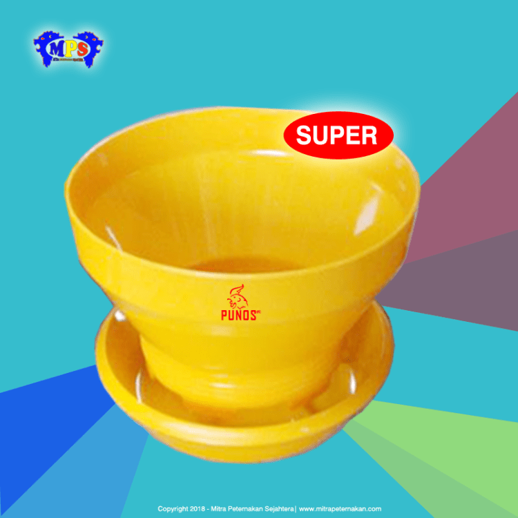 Baby Chick Feeder Super