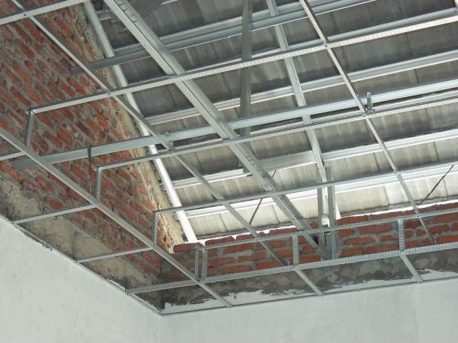 rangka baja ringan atap miring galvalum truss mitra sarana cipta