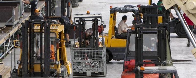 Forklift loaders