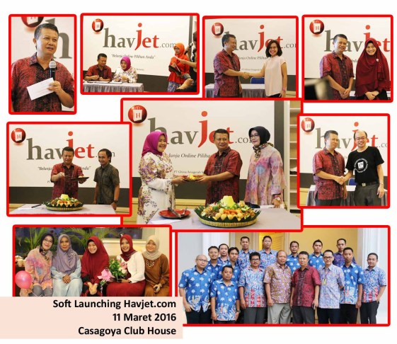 Launching Havjet.com