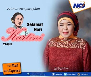 Hari Kartini NCS