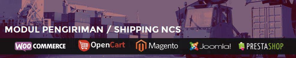modul pengiriman NCS