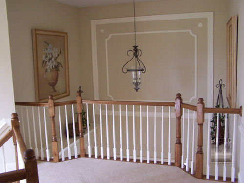 Fluted Moulding Decorative Wall Panel Treatments