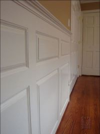 Crown Molding, Chair Rail, Wainscoting Article