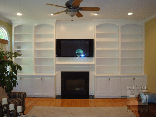 Built-Ins & Bookcases Continued