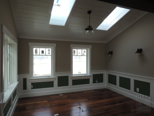 MITRE CONTRACTING INC Wainscoting