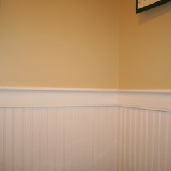 Beadboard Chair Rail Godrej Revolving Specification Wainscoting 36 High In Mud Room