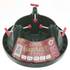 C-152E CINCO Express Small Christmas Tree Stand
