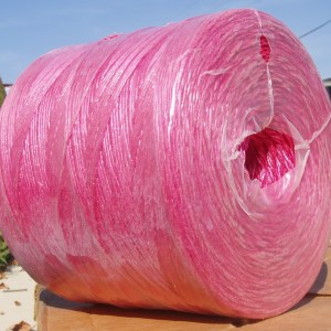 POLY-CTRED: 1250' RED POLY CHRISTMAS TREE TWINE