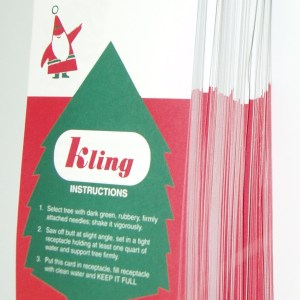 PRS-KLING: KLING CARD PRESERVATIVE