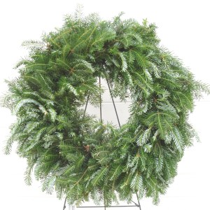 UNDECORATED FRASER FIR WREATHS