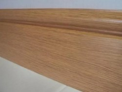 5 inch oak skirting board