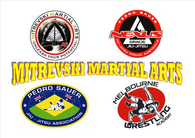 MITREVSKI MARTIAL ARTS AFFILIATIONS