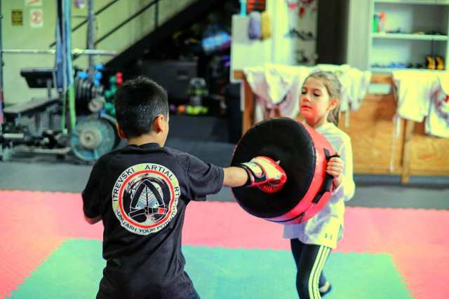 kids BOXING, School Holiday Program for Kids, Mitrevski martial arts academy