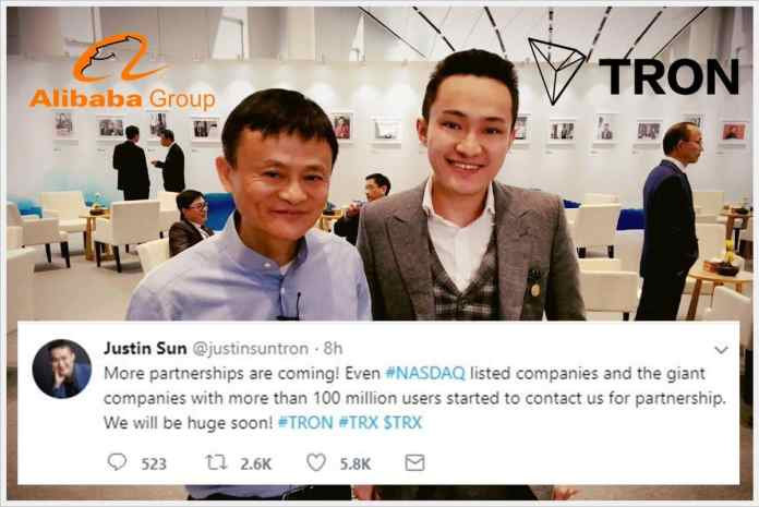 Investing in tron trx