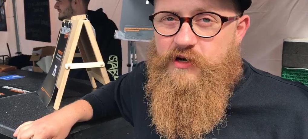SE VIDEO – Sønderjylland indtog Rådhuspladsen i København…