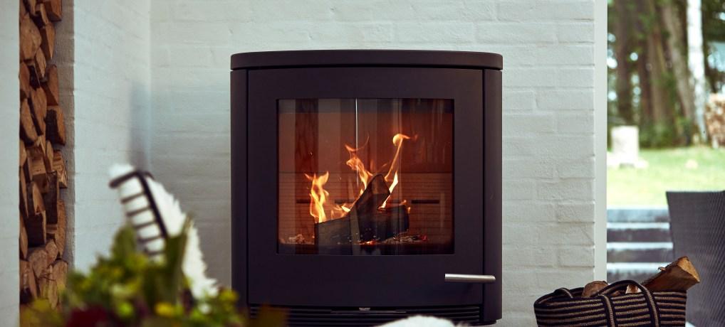Brændeovnen: Det gode liv med ilden