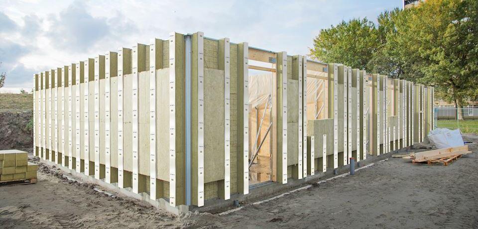 Nyt byggesystem fra Rockwool – en bæredygtig hverdag