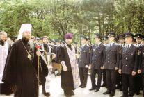 Binecuvântarea absolvenților Academiei de poliție Ștefan cel Mare
