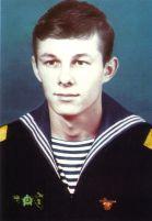 Nicolae Cantarean - cartnic principal de navă din UM 3 a Flotei Militare a Mării Negre