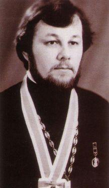 Protoiereul Nicolae Cantarean