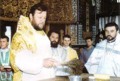 Sfințirea Prestolului