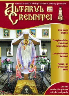 Altarul credintei nr 3-4 Coperta work