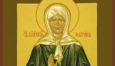 Sf. Matrona din Moscova