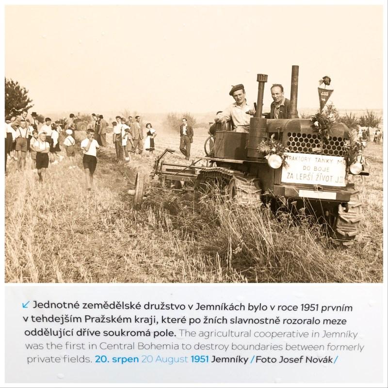 Problémy se suchem jsme nastartovali již po válce