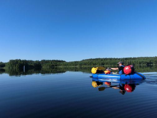 Spiegelgaltter See...