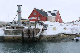 Pier von Ilimanaq