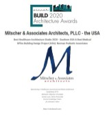 Build 2020 Arch Awards with Logo
