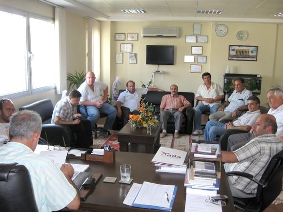 2  Nolu Meslek Komitesinin Ağustos Ayı Toplantısı Yapıldı