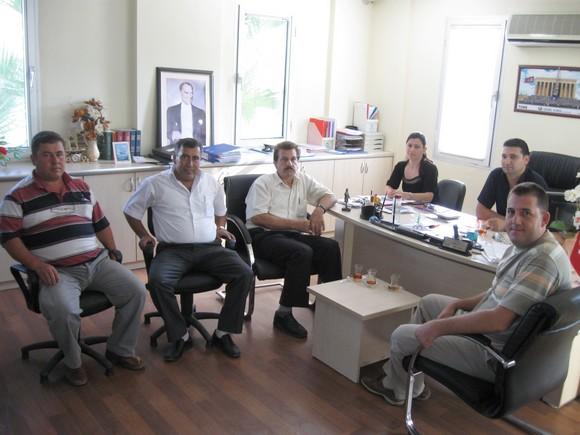5 Nolu Meslek Komitesinin Ekim Ayı Toplantısı Yapıldı