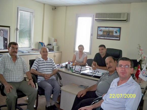 6 Nolu Meslek Komitesinin Temmuz Ayı Toplantısı Yapıldı