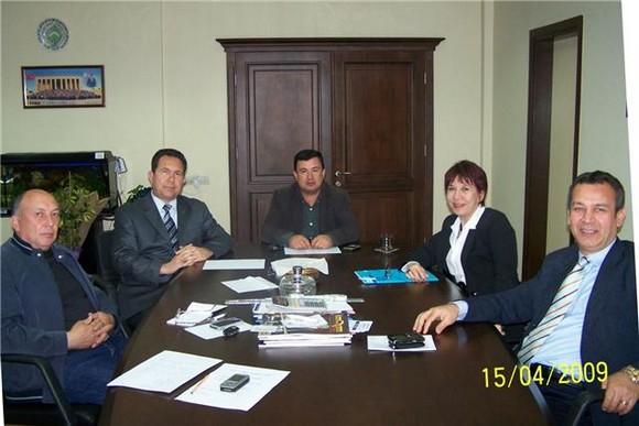 9. Grup Meslek Komitesi Toplantısı Yapıldı.