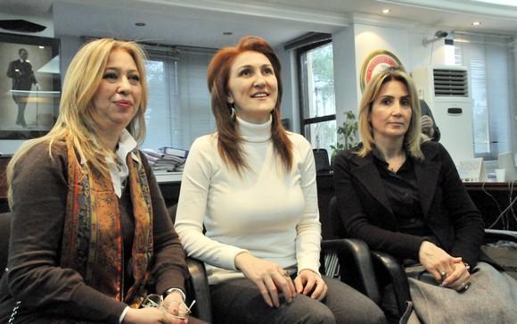 KAGİK – Kadın Girşimciler 2. Dönemin ilk toplantısı yapıldı