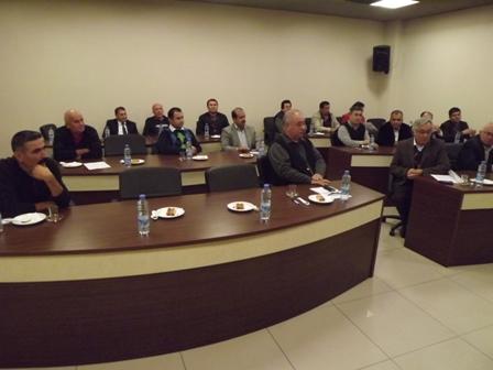 MİTSO Yönetim Kurulu Başkanı Enver TUNA uyardı : BÜYÜK ŞEHİR OLUNCA İLÇE ODALARI KAPANABİLİR