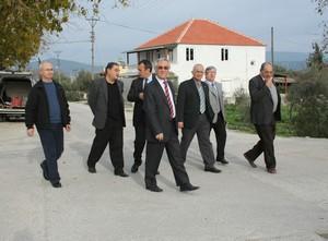 MİTSO Yönetimi Üye Ziyaretlerinde