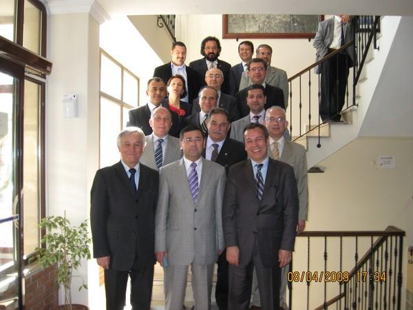 MİTSO Yönetiminden Başkan TOKATa kutlama ziyareti
