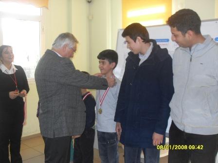 Ocak 2013 Birincisi, Koray İbrahim Atabey