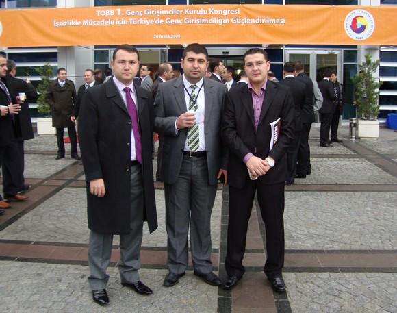 TOBB Başkanı Hisarcıklıoğlu Muğlalı Genç Girişimcileri kabul etti