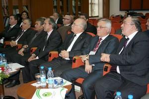 TOBB üyesi Muğla Odaları 16. Toplantısı yapıldı.