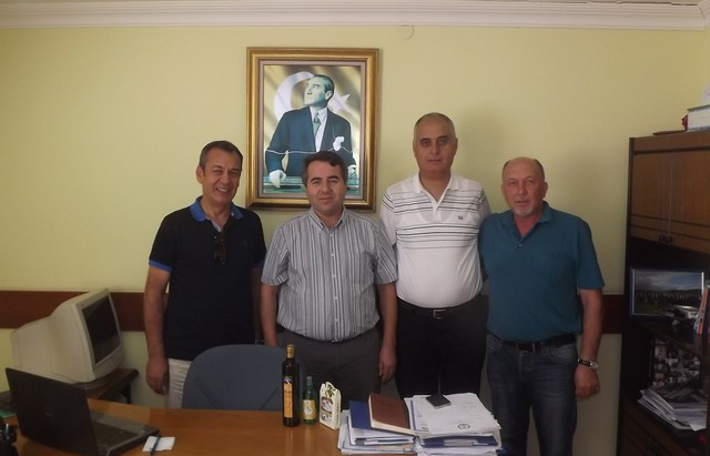 MİTSO YÖNETİMİ, BAKKALLAR VE BAYİLER ODASI'NDA