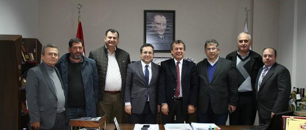 AKP MİLLETVEKİLİ ADAY ADAYLARI MİTSO'DA