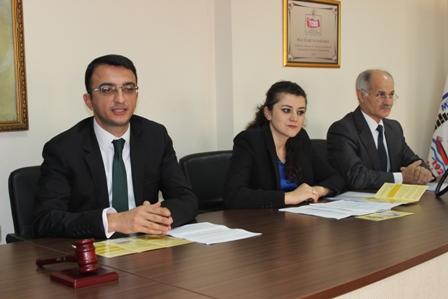 MİTSO'NUN MESLEK KOMİTELERİ ORTAK TOPLANTISINDA E-TEBLİGAT ANLATILDI.