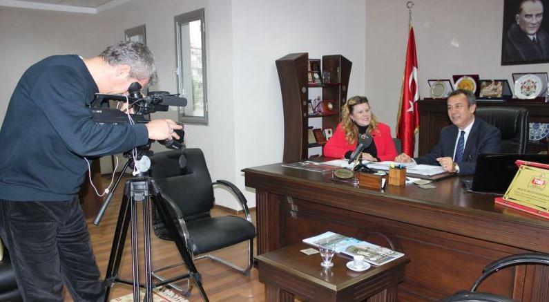 """Reşit Özer, Çiftçi Tv'de Birsen Kıvanç'ın sorularını yanıtladı: """"HERŞEY MİLAS İÇİN"""""""